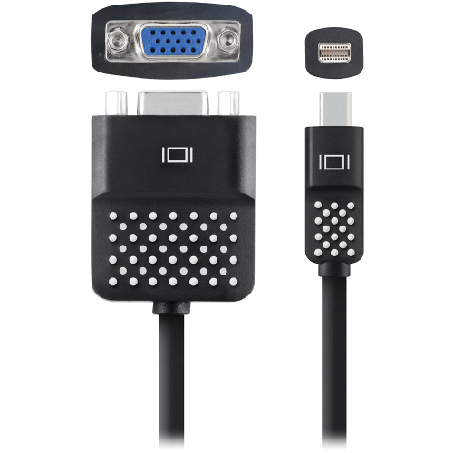 Belkin Mini Display Port to VGA Adapter - Black