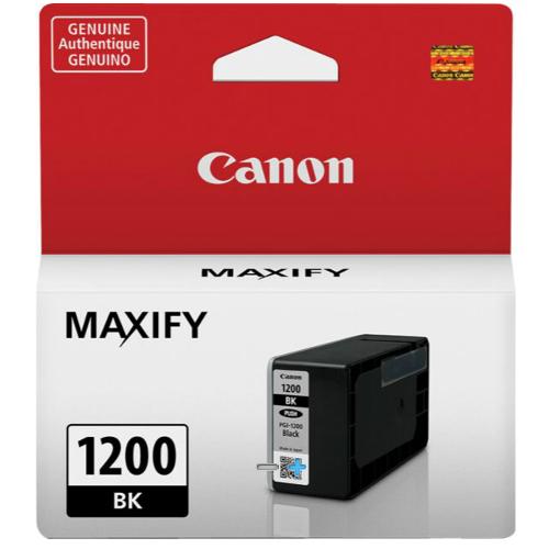 Canon Maxify PGI-1200XL Ink Cartridge - Black