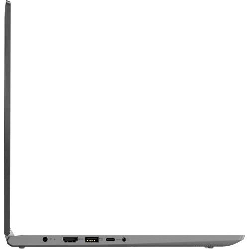 "Lenovo 81EM0007US IdeaPad Flex 6-14IKB 2-in-1 Notebook 14"" / 8GB RAM / 256GB HDD - Black"