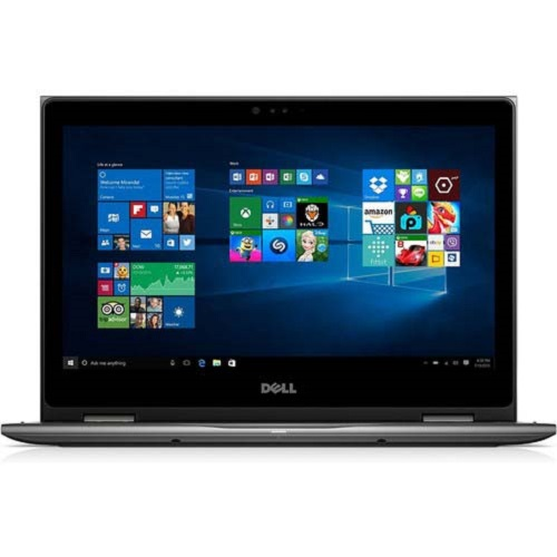 """Dell Inspiron I53783510GRY 2-In-1 Touchscreen Notebook 13.3"""" / 4GB RAM / 1TB HDD - Gray"""