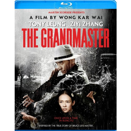 The Grandmaster - Blu-ray 36A-G30-ANBBR61155