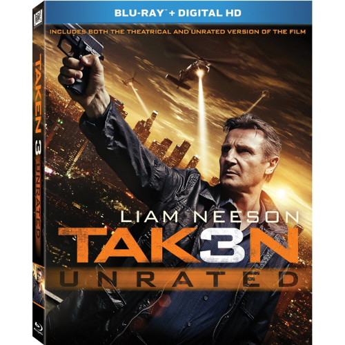 Taken 3 - Blu-ray + Digital HD 36A-G30-FOXBR2299787