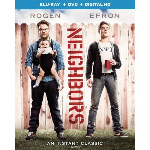 Neighbors - Blu-ray + DVD + Digital Copy UltraViolet 36C-G30-MCABR6112753