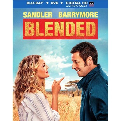 Blended - Blu-ray + DVD + Digital HD UltraViolet 36C-G30-WARBR446162