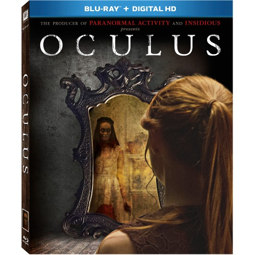 Oculus - Blu-Ray + Digital HD 36H-G30-FOXBR2296910