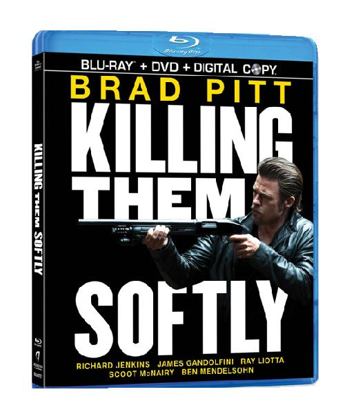 Killing Them Softly - Blu-ray + DVD + Digital Copy 36A-G30-ANBBR24757
