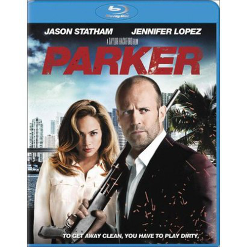 Parker - Blu-ray + Widescreen 36A-G30-COLBR41592