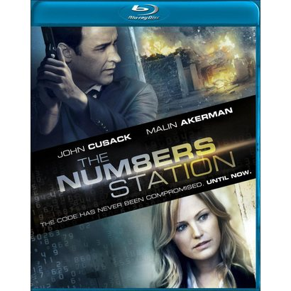 The Numbers Station - Blu-ray / Widescreen 36A-G30-IMEBRCMC8467