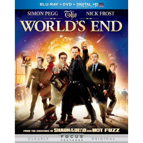 The World's End - Blu-ray + DVD + Digital HD UltraViolet 36A-G30-MCABR6112539