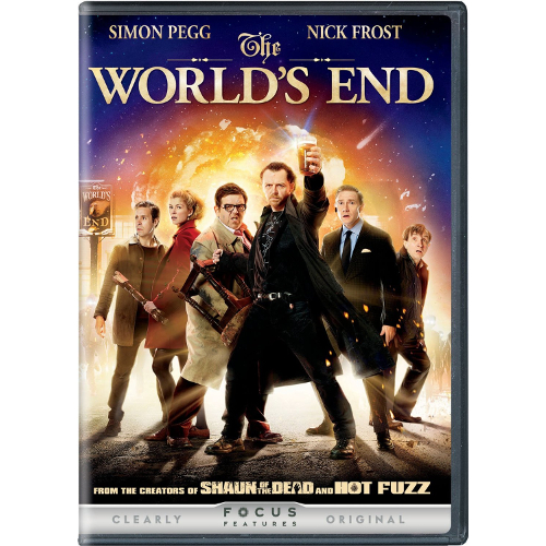 The World's End - DVD 36A-G30-MCAD61125403