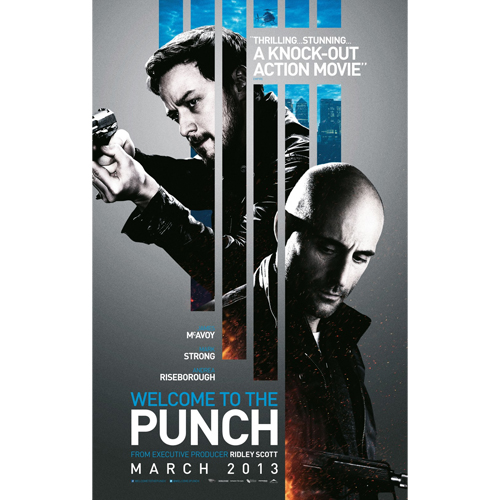 Welcome to the Punch - DVD 36A-G30-MPIDIFC9865D