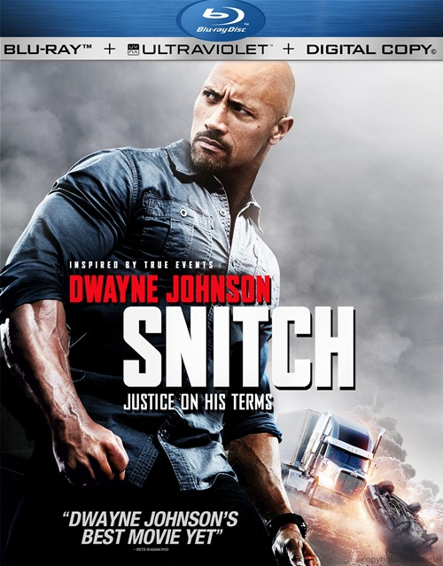 Snitch - Blu-ray + UltraViolet / Widescreen 36A-G30-SUMBR6612682
