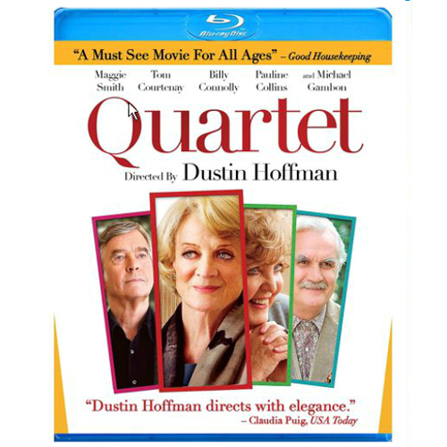 Quartet - Blu-ray 36C-G30-ANBBR60356