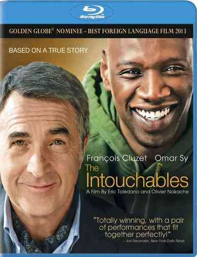 The Intouchables - Blu-ray / Widescreen 36C-G30-COLBR41377