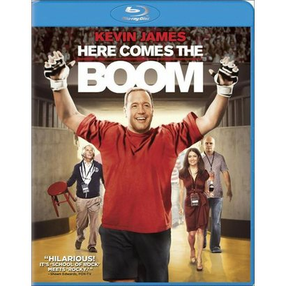 Here Comes The Boom - Blu-ray  Digital Copy / Widescreen 36C-G30-COLBR41432