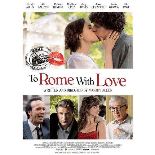 To Rome with Love- DVD 36C-G30-COLD41360D