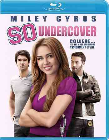So Undercover - Blu-ray / Widescreen 36C-G30-FLPBRME14006