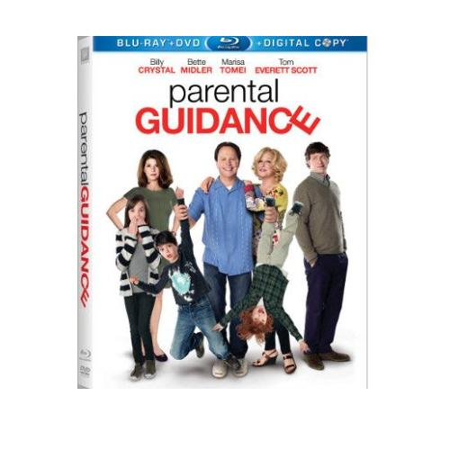 Parental Guidance - Blu-ray + DVD + Digital Copy + UltraViolet 36C-G30-FOXBR2279995