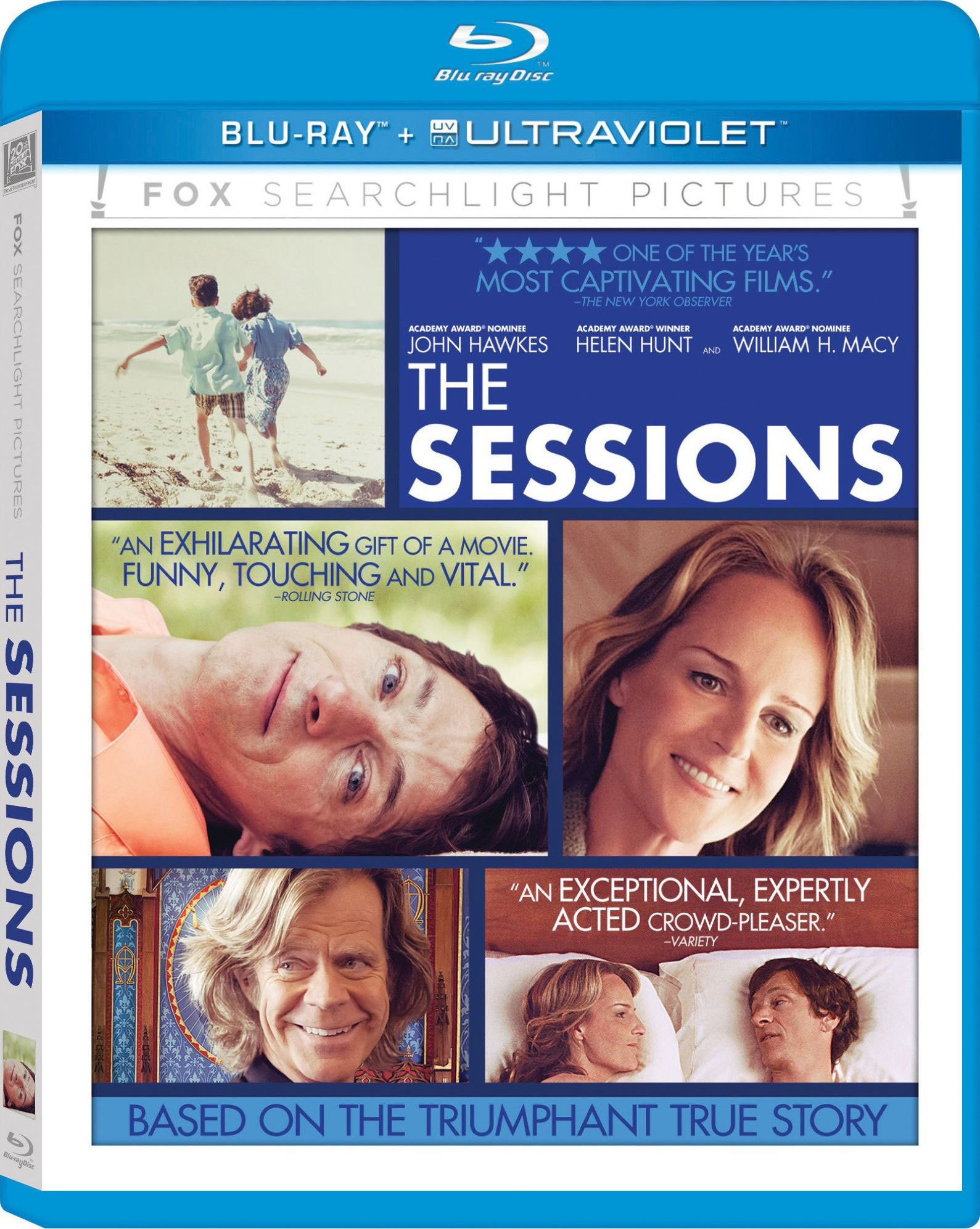 The Sessions - Blu-ray + UltraViolet / Widescreen 36C-G30-FOXBR2283166