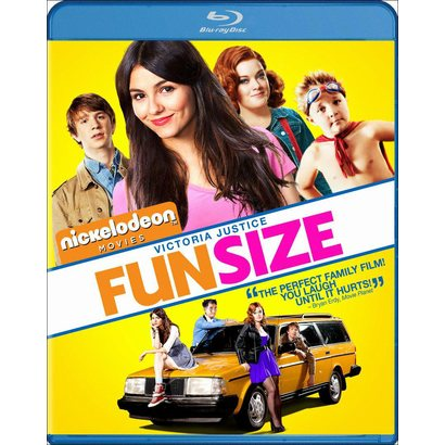 Fun Size - Blu-ray + UltraViolet / Widescreen 36C-G30-PARBR170104