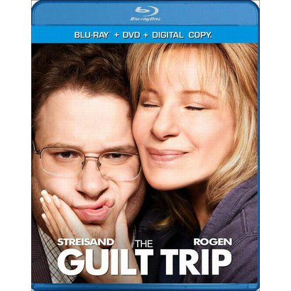 The Guilt Trip - Blu-ray + DVD / Widescreen 36C-G30-PARBR7912938