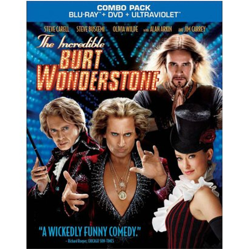 Incredible Burt Wonderstone -Blu-ray + DVD + Ultraviolet 36C-G30-TRNRN365080