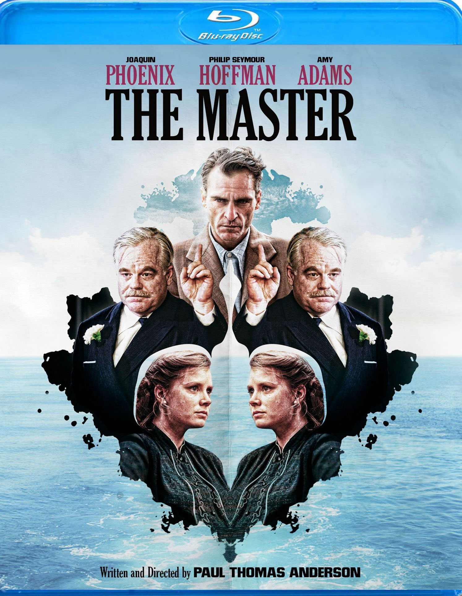 The Master - Blu-ray / Widescreen 36D-G30-ANBBR59719