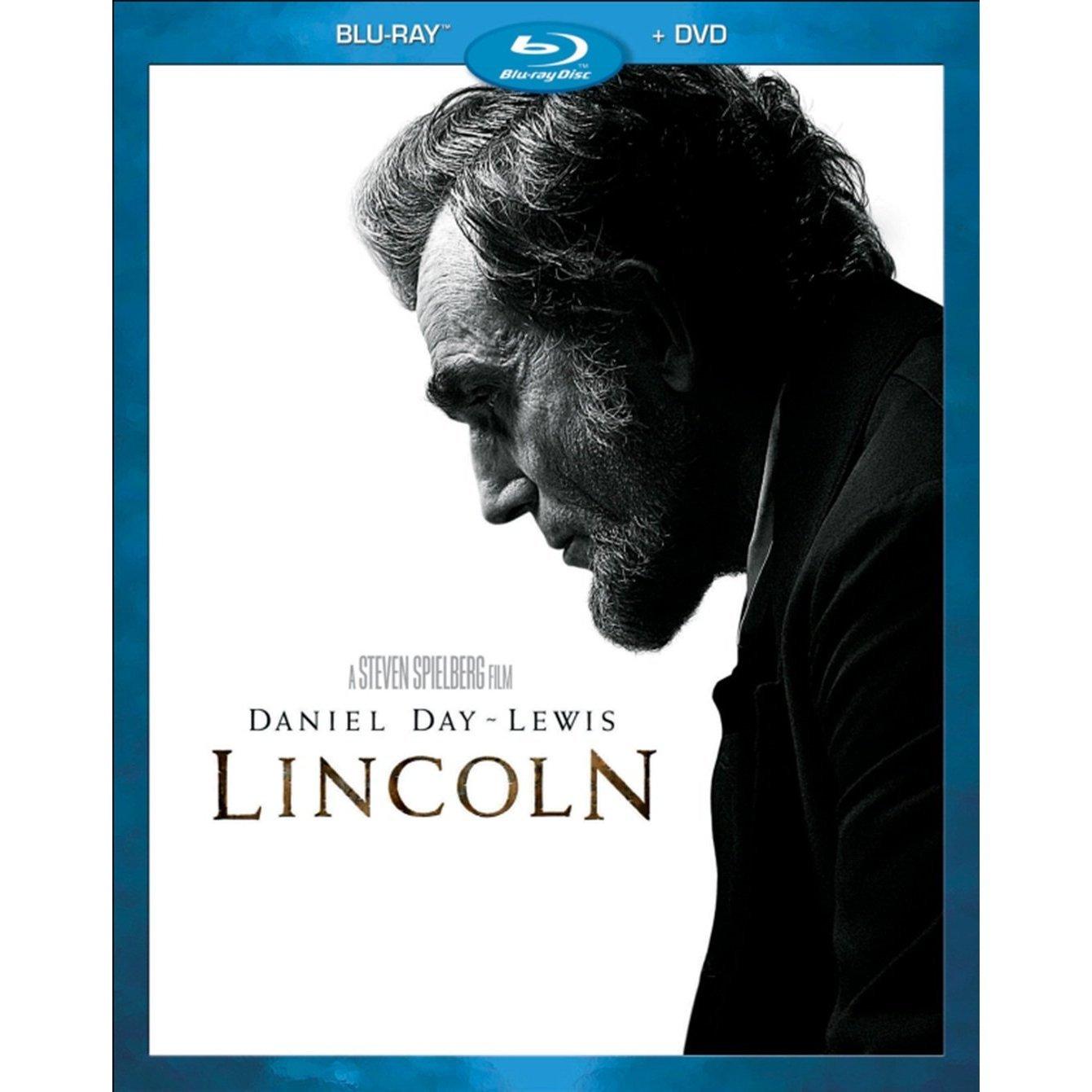 Lincoln - Blu-ray + DVD 36D-G30-DISBR111253