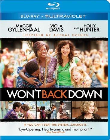 Won't Back Down - Blu-ray 36D-G30-FOXBR2282807