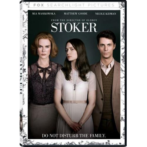 Stoker - Blu-ray 36D-G30-FOXBR22791