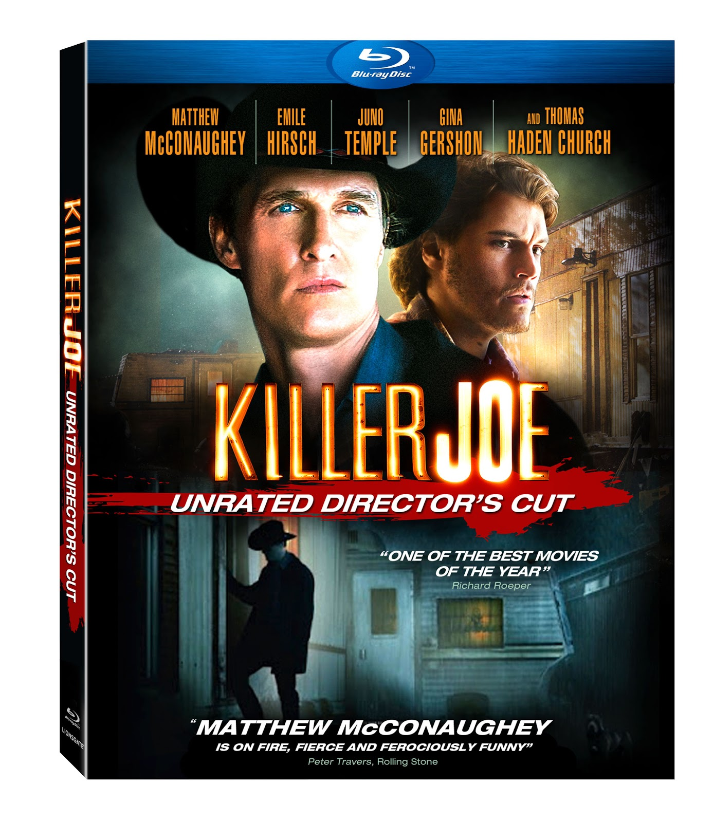 Killer Joe - Blu-Ray 36D-G30-LGEBR33293