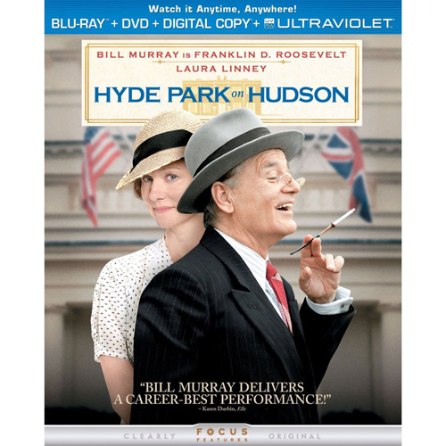 Hyde Park On Hudson - Blu-ray + DVD + Digital Copy 36D-G30-MCABR6212372