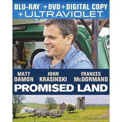 Promised Land - Blu-ray + DVD + Digital Copy / Widescreen 36D-G30-MCABR6212378