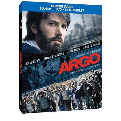 Argo - Blu-ray + DVD + UltraViolet 36D-G30-WARBR281105