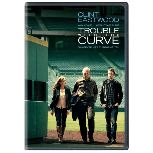 Trouble with the Curve - DVD 36D-G30-WARD300900D