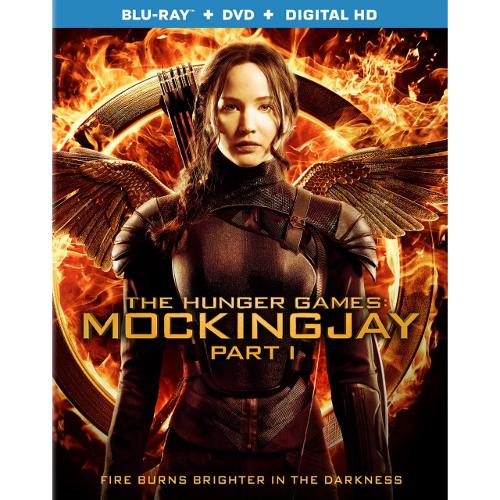 The Hunger Games: Mockingjay - Part 1 - Blu-ray + DVD + Digital HD 36F-G30-LGEBR46271