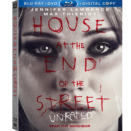 House at the End of the Street - Blu-ray 36H-G30-FOXBR2281686