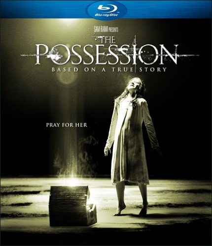 The Possession - Blu-ray 36H-G30-LGEBR36351