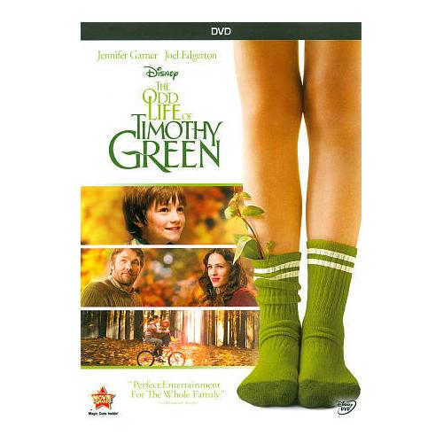 The Odd Life of Timothy Green - DVD 36I-G30-DISD108152D