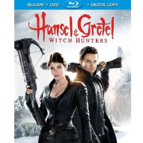 Hansel And Gretel: Witch Hunters -  Blu-ray + DVD + Digital Copy 36I-G30-PARBR7912949