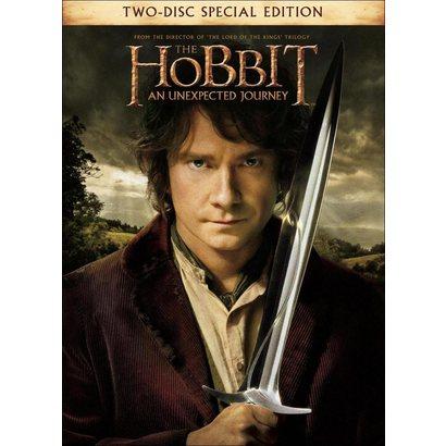 The Hobbit: An Unexpected Journey - DVD 36I-G30-TRNDN298006D