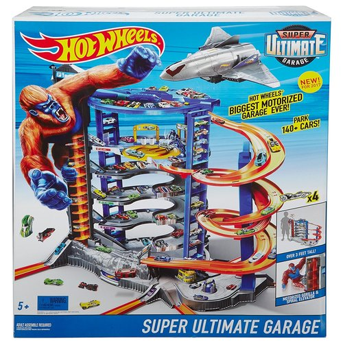Hot Wheels Super Ultimate Garage Play Set 12C-766-FDF25