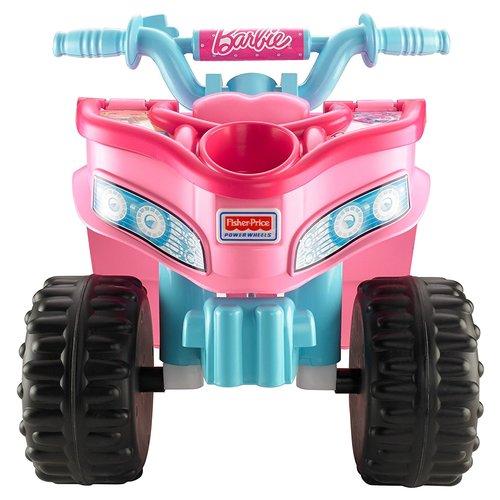 Fisher-Price Power Wheels Barbie Lil' Quad 12W-797-CDY14