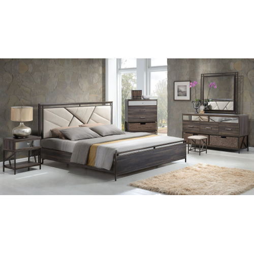 Adrianna Collection Piece Bedroom Set