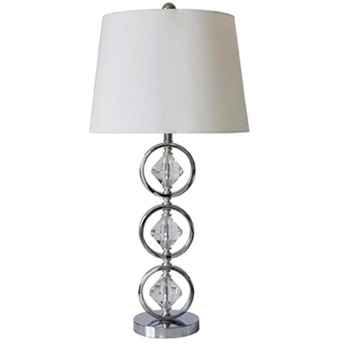 Crestview Crystal Lamp