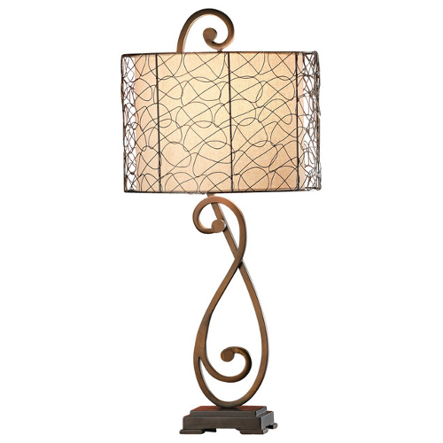 Crestview Harmony Table Lamp