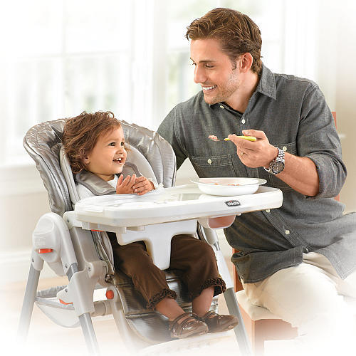 Chicco Polly Magic High Chair - Singapore