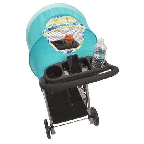 Safety 1st Amble Quad Travel System - Rainbow Ice