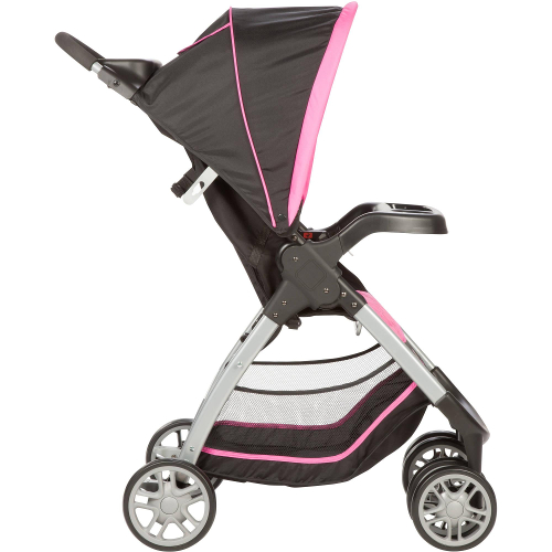 Disney Amble Quad Travel System - Minnie Pop