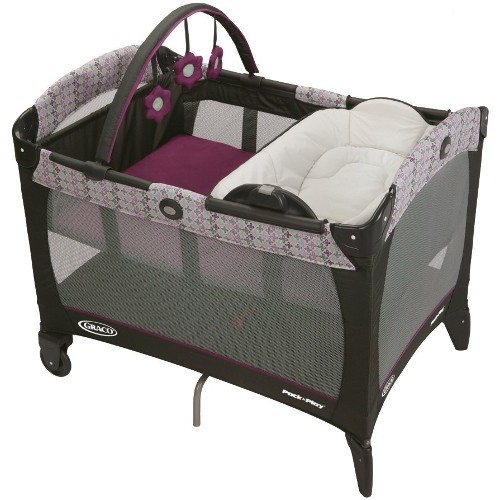 Graco Pack 'n Play Playard with Reversible Napper & Changer - Nyssa 46V-A30-1893760